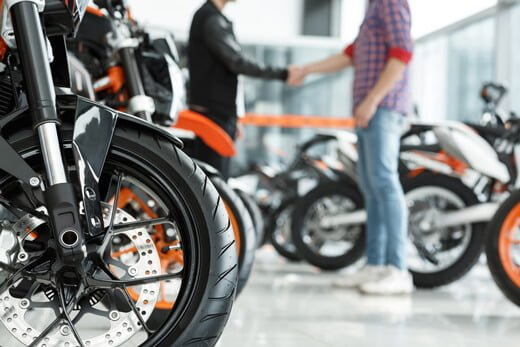 バイク買取にはいくつかの注意点があります!